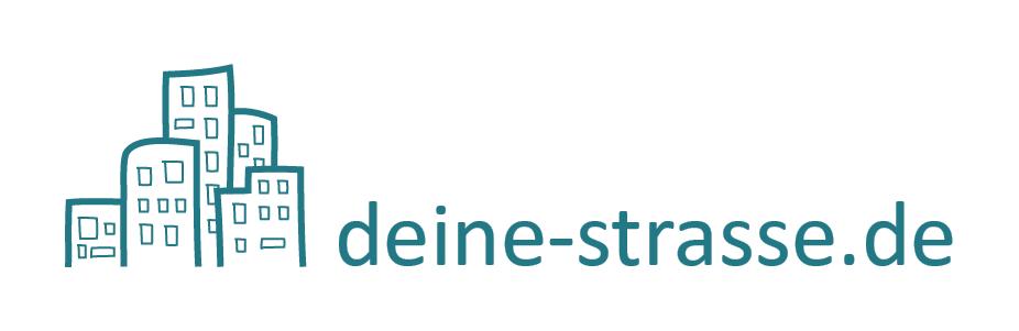 """Logo """"Deine Strasse"""""""