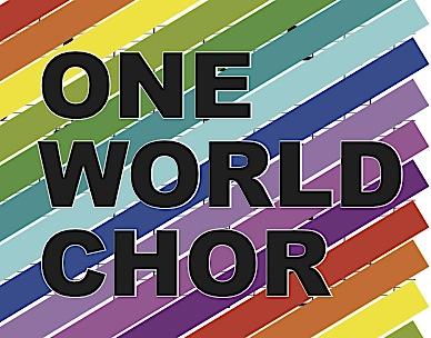 Logo Oneworldchor