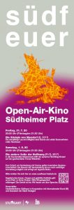 Open-Air-Kino Südfeuer 2020